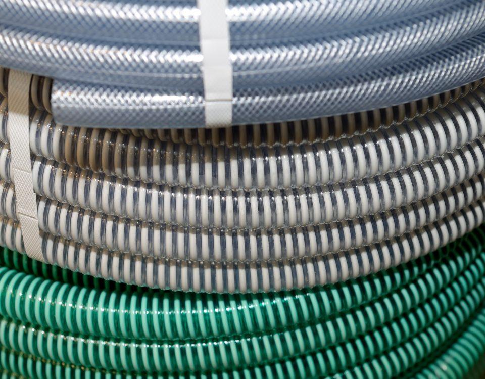 Rodzaje węży technicznych
